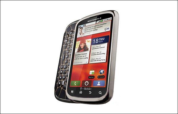 Motorola CLIQ2